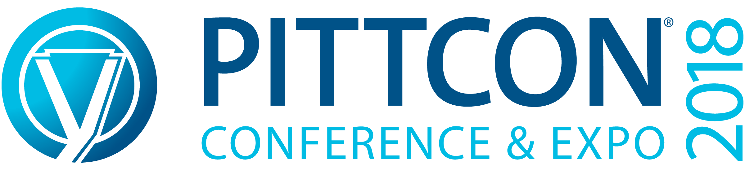 Pittcon 2018 logo